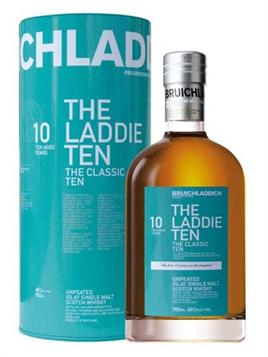 Bruichladdich Scotch Single Malt The Laddie 10 Year